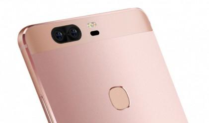 Huawei представи нов флагман в лицето на Honor V8