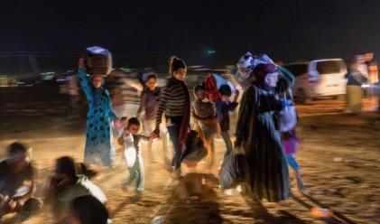 Отново сблъсъци в Идомени