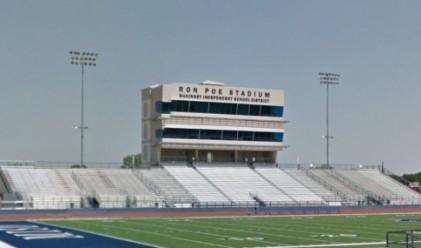 Училище строи стадион за 62 млн. долара