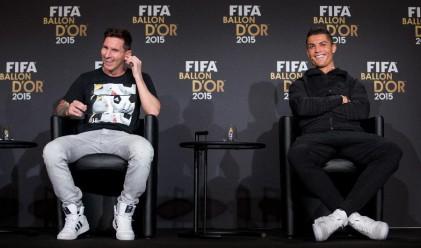 Най-добре платените футболисти в света за 2015 г.