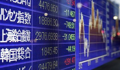 Азиатските индекси последваха щатските надолу