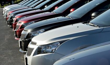 Продажбите на нови автомобили у нас с ръст от 8.8% през април