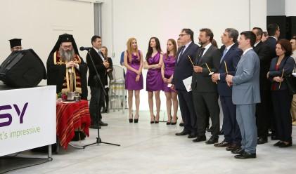 ТЕСИ откри нов завод за електрически бойлери в Шумен