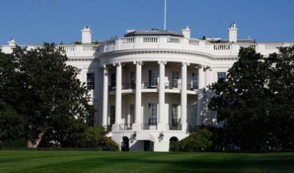 Разговор за извънземни на брифинг в Белия дом
