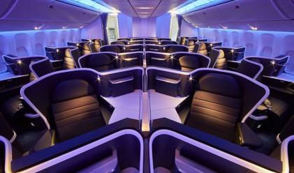 Бизнес класата на Virgin Australia отвътре