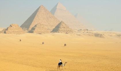 Вече можем да видим какво има в мистериозните египетски пирамиди