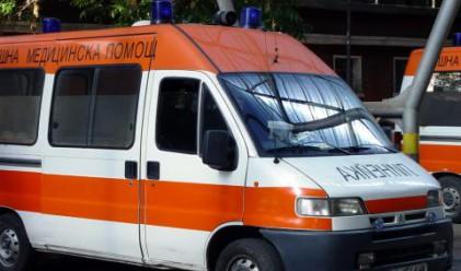 Работници пострадаха при взрив в центъра на Панагюрище