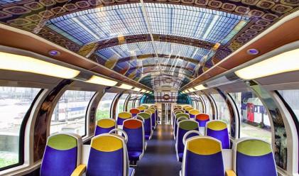 Там, където влаковете изглеждат така