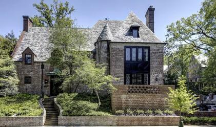 Новият дом на семейство Обама