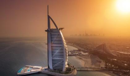 Вижте новата тераса на луксозния хотел Burj Al Arab