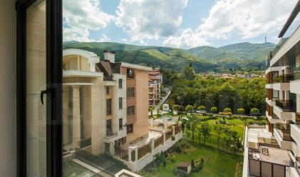 Имот на седмицата: четиристаен панорамен апартамент в Бояна