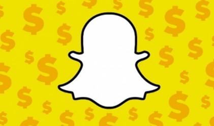 Snapchat расте с 50% годишно, вече е с оценка от 20 млрд. долара