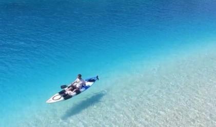 Това може би са най-сините води в света