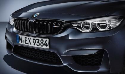 BMW празнува 30-ия юбилей на серията M3 с нова лимитирана серия