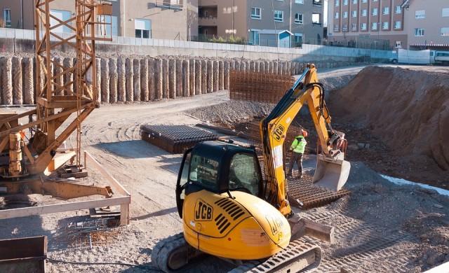 157 разрешителни за строеж на нови сгради в София за тримесечие