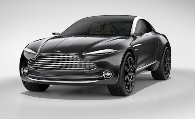 Първият кросоувър Aston Martin ще е с двигател на Mercedes