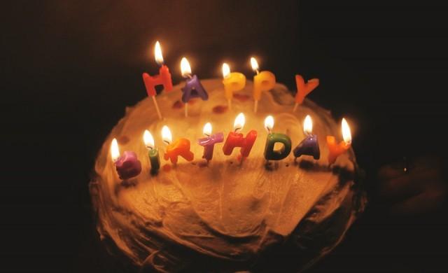 Как Дейвид Бекъм отпразнува рождения си ден