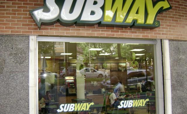 Subway отбелязва спад в САЩ