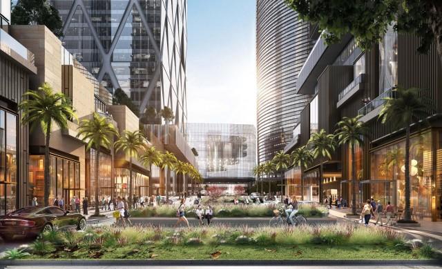 Банкок ще има вертикално селище