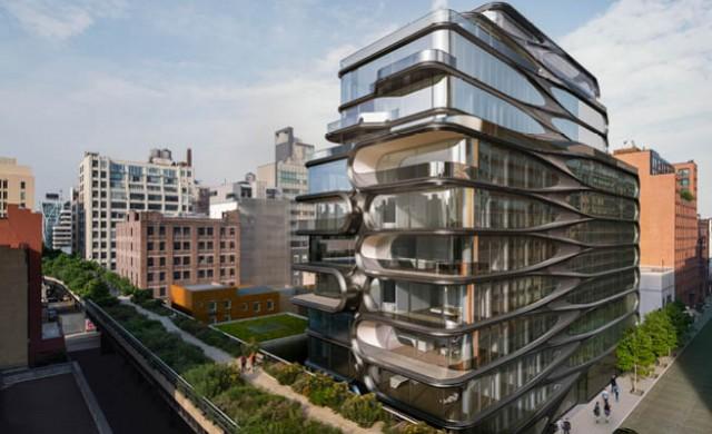 Жилищен проект на Заха Хадид в Ню Йорк е истинска мечта