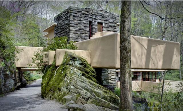 Вижте най-модернистичната къща в света