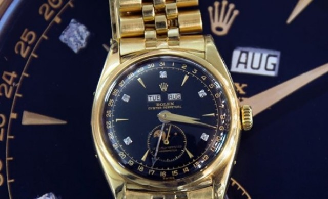 Това е най-скъпият Rolex, продаван някога на търг