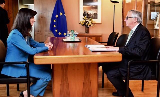 Мария Габриел ще отговаря за цифровите икономика и общество