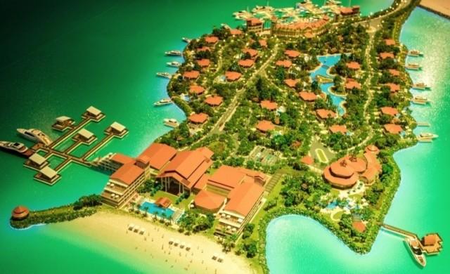 Дубай ще строй нов курорт на два изкуствени острова
