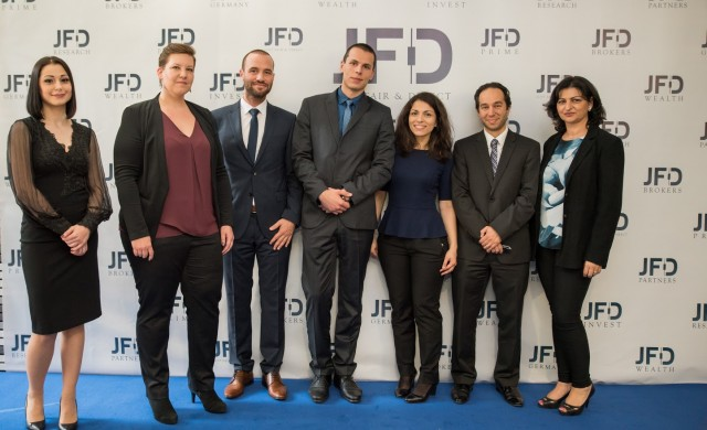 JFD Brokers с нов офис във Варна