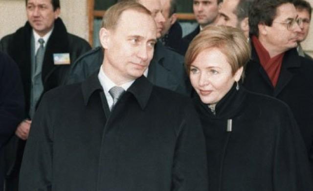 Бившата съпруга на Путин свързана с имотен бизнес за милиони