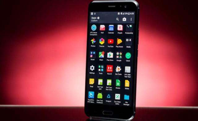 Най-мощният смартфон на пазара - HTC U11