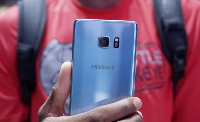 Втори шанс за Galaxy Note 7?