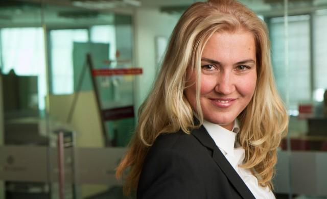 Лекторите на Шумът на парите: Ирина Георгиева