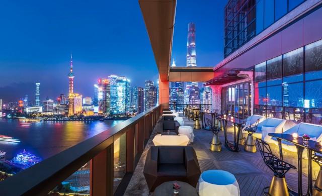 Вижте първия седемзвезден хотел в Шанхай