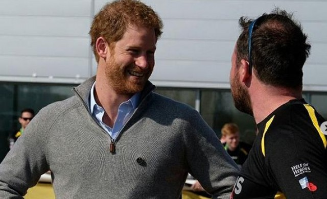 Защо принц Хари разплака германските ученици?