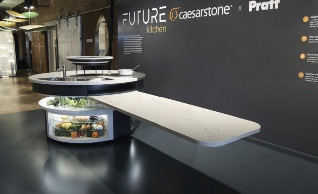 Кухнята на бъдещето