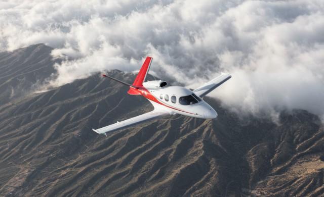 Това е най-евтиният частен реактивен самолет в света