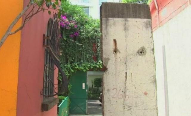 Продават парче от Берлинската стена на търг в Мексико