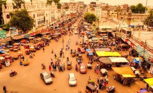 Стотици милиони индийци живеят без електричество