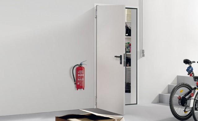 Тези врати ви дават сигурност в случай на пожар