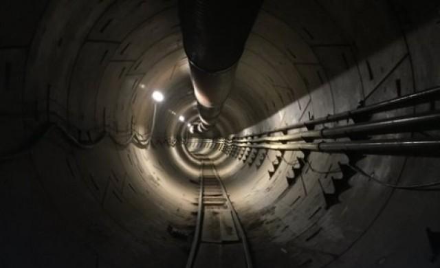 Тунелът на Илон Мъск под Лос Анджелис е близо до завършване