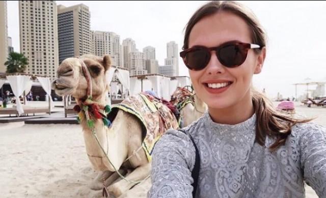 Светът през погледа на 23-годишна стюардеса на Emirates