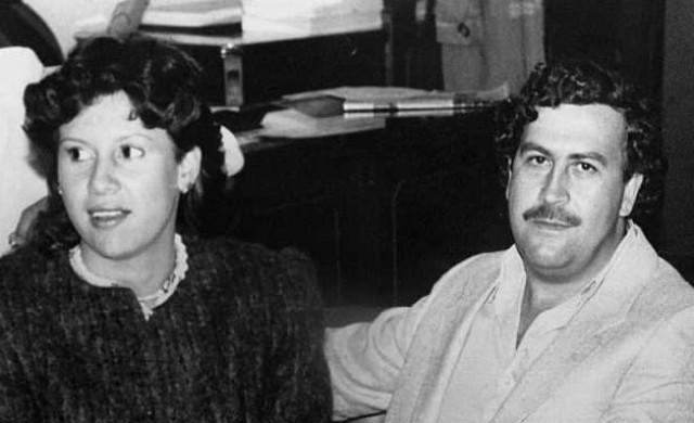 Вдовицата и синът на Пабло Ескобар в съда за пране на пари