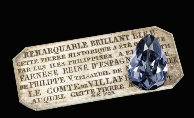 Продадоха за милиони долари рядък диамант с историческа стойност