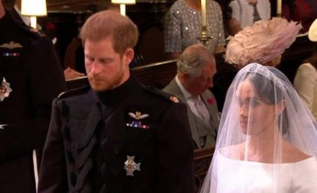 Меган и Хари официално са съпруг и съпруга