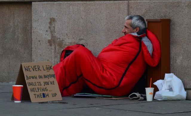Градовете с най-много бездомници у нас