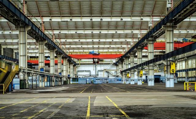 Нови индустриални площи в София се наемат още по време на строеж