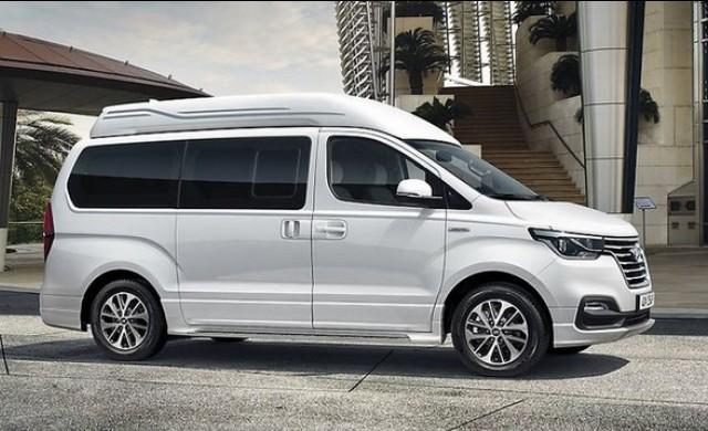 Hyundai представи необичайна лимузина