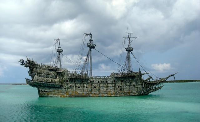 Съвременни Карибски пирати вилнеят в моретата