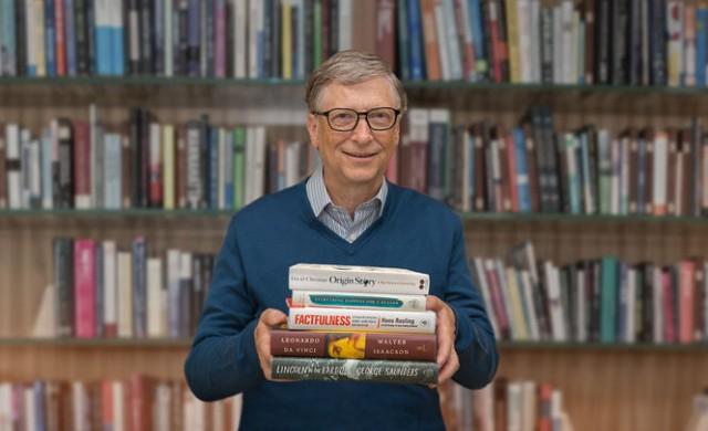 5 книги за лятото, препоръчани от Бил Гейтс